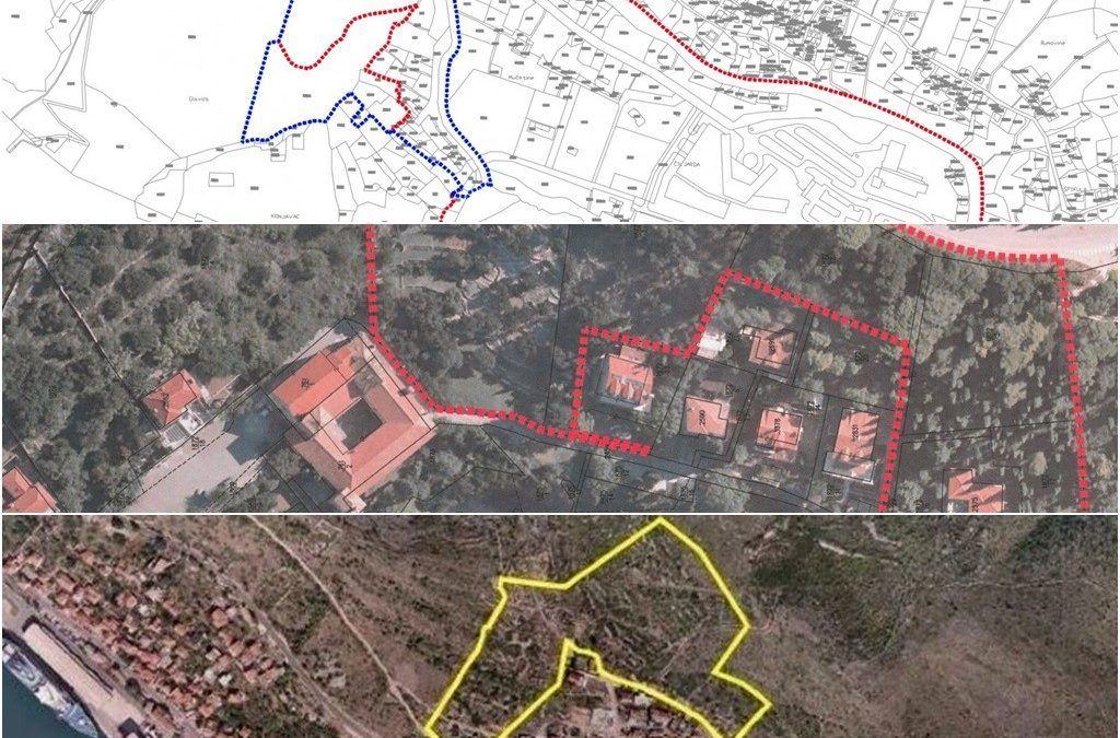 Dubrovnik: Na javnim raspravama planovi uređenja Nuncijate, Sv. Jakova i Orašca – Vrtova sunca