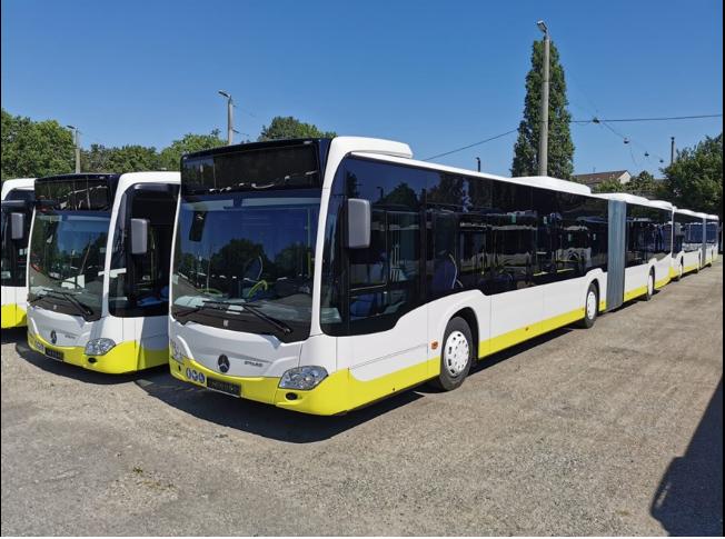 Split: Stiže 18 novih Prometovih autobusa vrijednih 45 milijuna kuna
