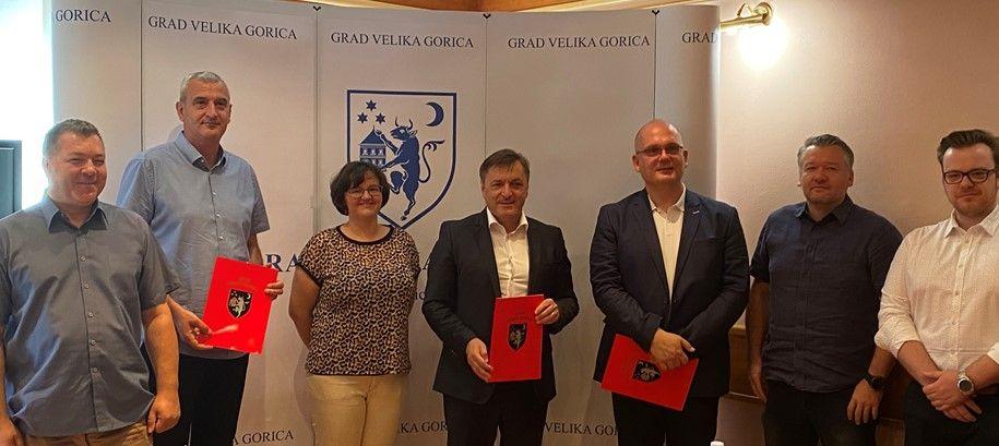 Gradovi Velika Gorica i Karlovac zajedno pripremaju EU projekt energetske obnove