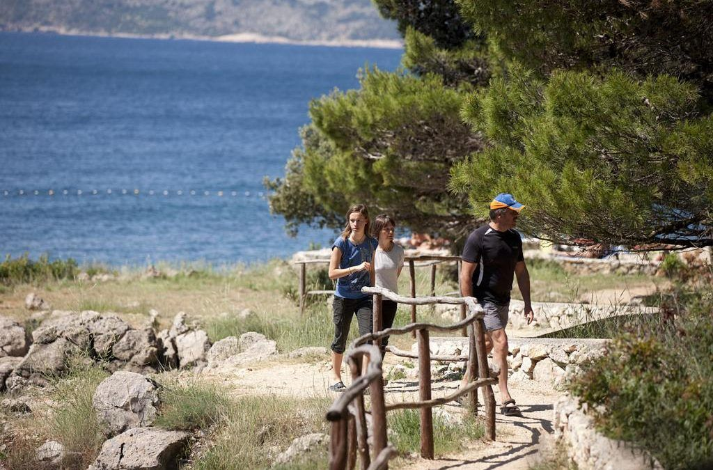 Krk u top 10 hrvatskih destinacija; u srpnju ostvareno 70 % noćenja u odnosu na prošlu godinu