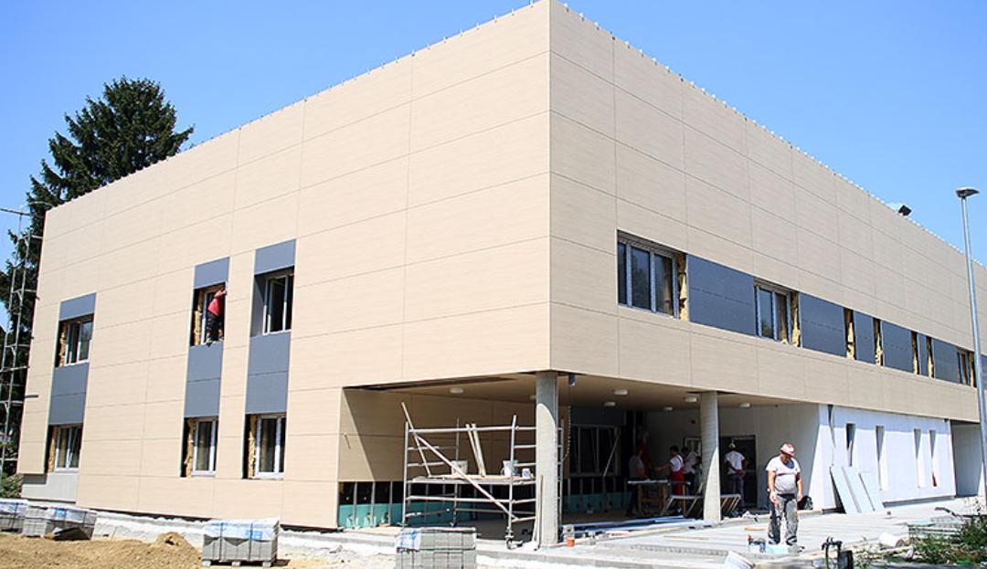 Virovitica: Završava se izgradnja Tehnološko-inovacijskog centra i najveće kongresne dvorane u Slavoniji