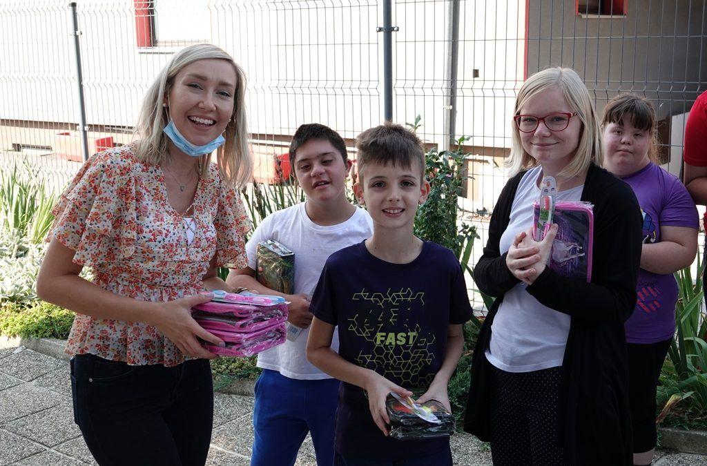 Đurđevac: Grad za učenike Odjela za djecu s teškoćama organizirao posjet kinu i Hrvatskoj Sahari