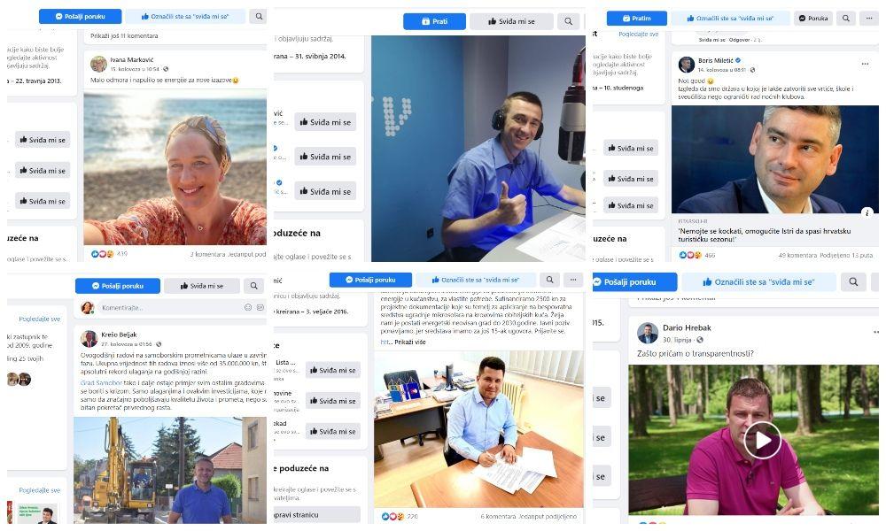 Ivana Marković i dalje uvjerljiva kraljica Facebooka – ima gotovo dvostruko više fanova nego Supetar stanovnika; u apsolutnim brojkama najjači Penava, Miletić i Beljak, najviše fanova od lani privukli Pranić i Hrebak….