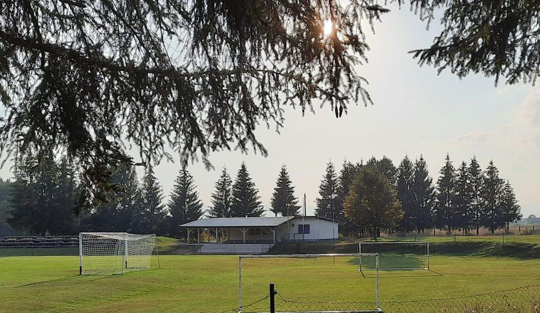 Gospić: Obnovljen godinama zapušteni stadion na Ličkom Osiku