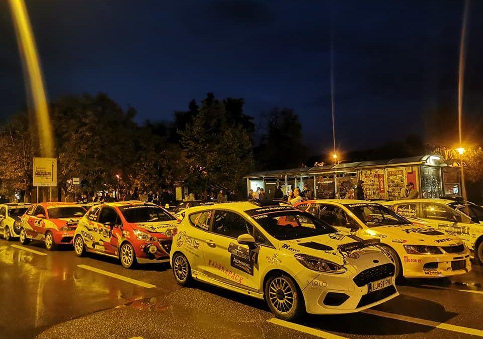 INA Delta Rally, najstarije automobilističko natjecanje u Hrvatskoj, vratilo se u Jastrebarsko