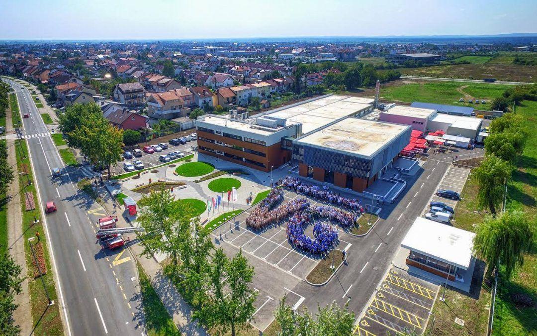 Velika Gorica: Uređuje se Gradski nadzorni centar i uvodi video nadzor na četiri gradske lokacije