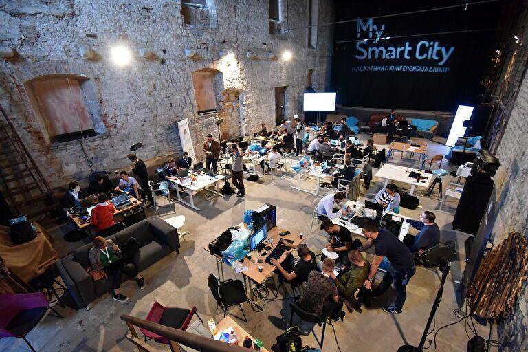 Zadar: Treća My Smart City konferencija i hackathon u Kazalištu lutaka, 15. i 16. listopada, tema- kvaliteta života