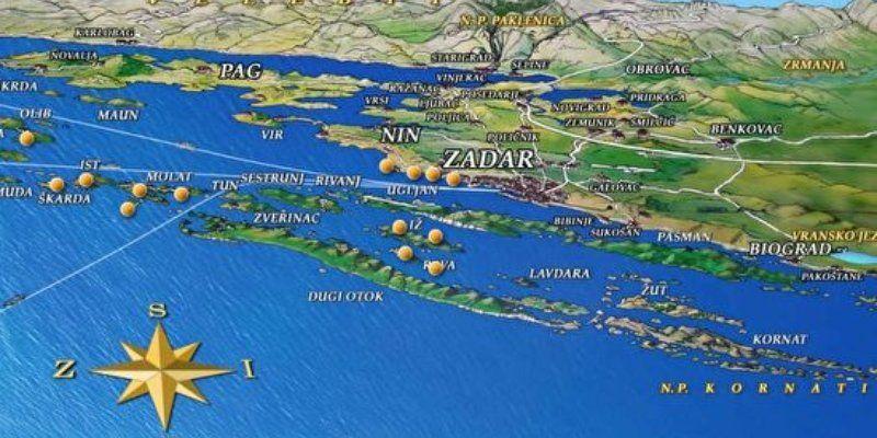Zadar: Sastanak u Vladi – kreće izrada studijske dokumentacije za vodoopskrbu zadarskih otoka, procijenjena vrijednost projekta iznosi 470 milijuna kuna