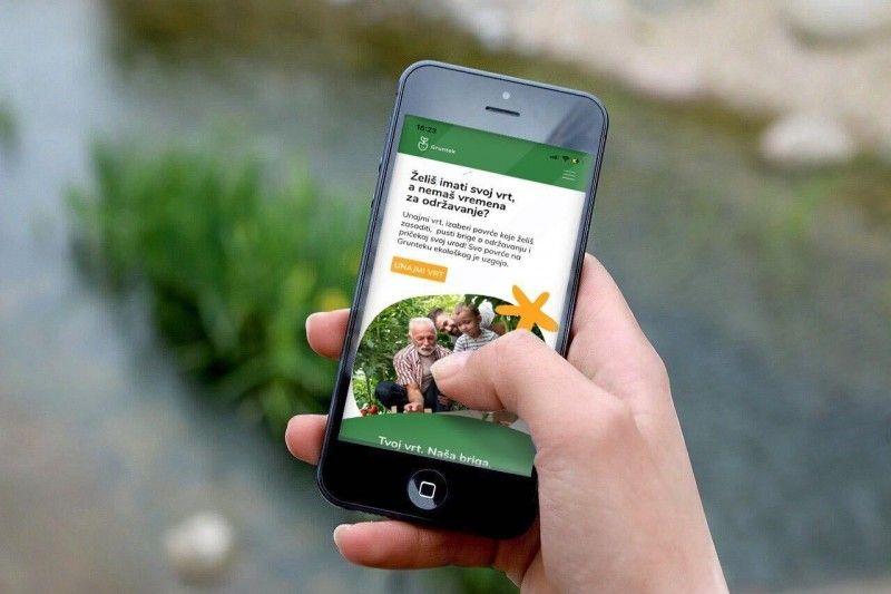 Projekt Gruntek: Zagrepčani preko aplikacije mogu zakupiti eko-vrtove u Čazmi