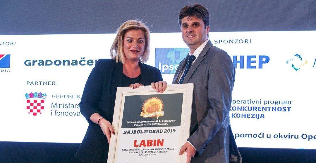 Labin brani titulu najboljeg, u finalu Crikvenica, Križevci, Poreč i Rovinj