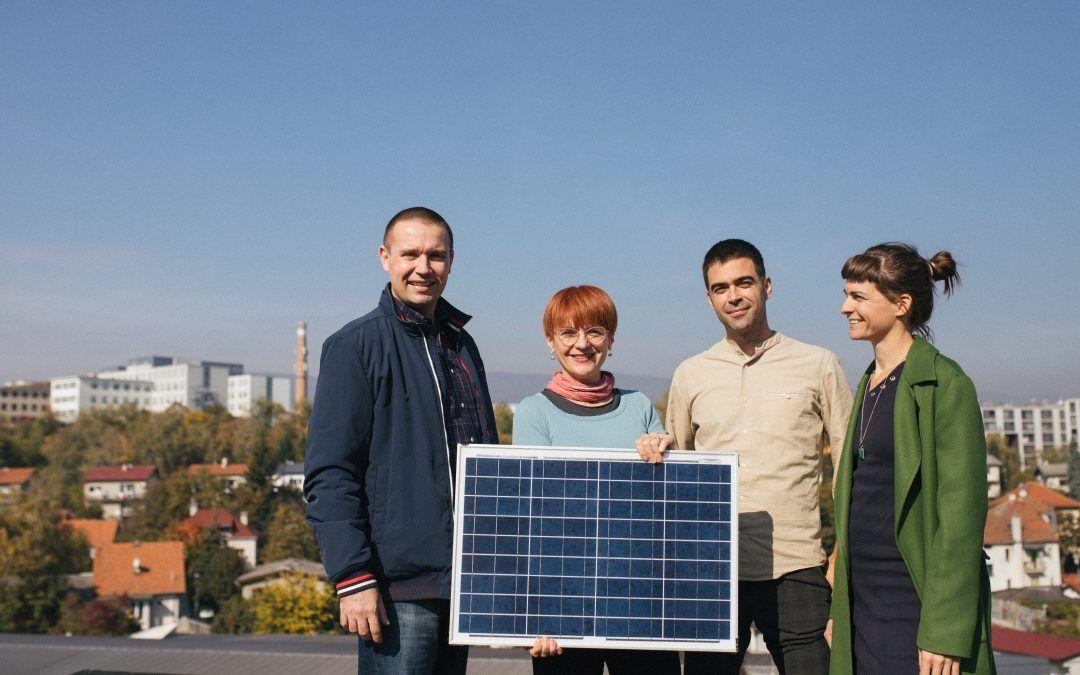Zelena energetska zadruga pomaže građanima u nabavi sunčanih elektrana