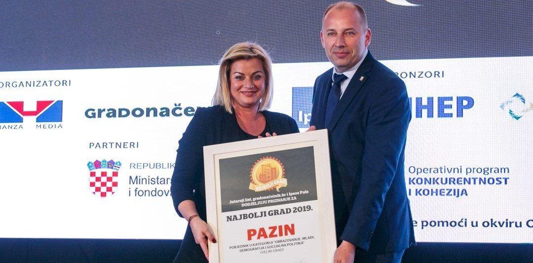 Pazin brani titulu, u finalu ponovo  Bjelovar, Čakovec, Šibenik i Velika Gorica