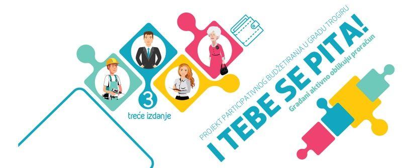 """Trogir: Započinju tribine """"I tebe se pita!""""- građani pozvani da glasuju za najbolje između 243 male komunalne investicije u mjesnim odborima"""
