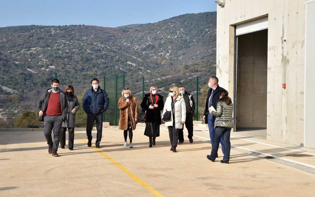 Cres: Otvoreno reciklažno dvorište Pržić vrijedno preko 3 milijuna kuna