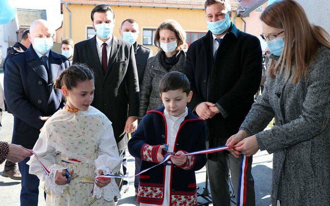 Đakovo: Otvoren novi dječji vrtić u Piškorevcima vrijedan 5,5 milijuna kuna