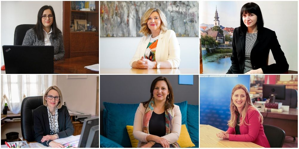Samozatajne i često u sjeni, no bez njih stvari ne funkcioniraju – na čelu gradova je i 67 zamjenica gradonačelnika, evo kakva su njihova iskustva i poruke ženama u politici