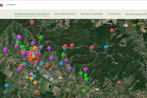 Kutina: Prvi uvode aplikaciju preko koje će građani u realnom vremenu pratiti realizaciju svih gradskih projekata