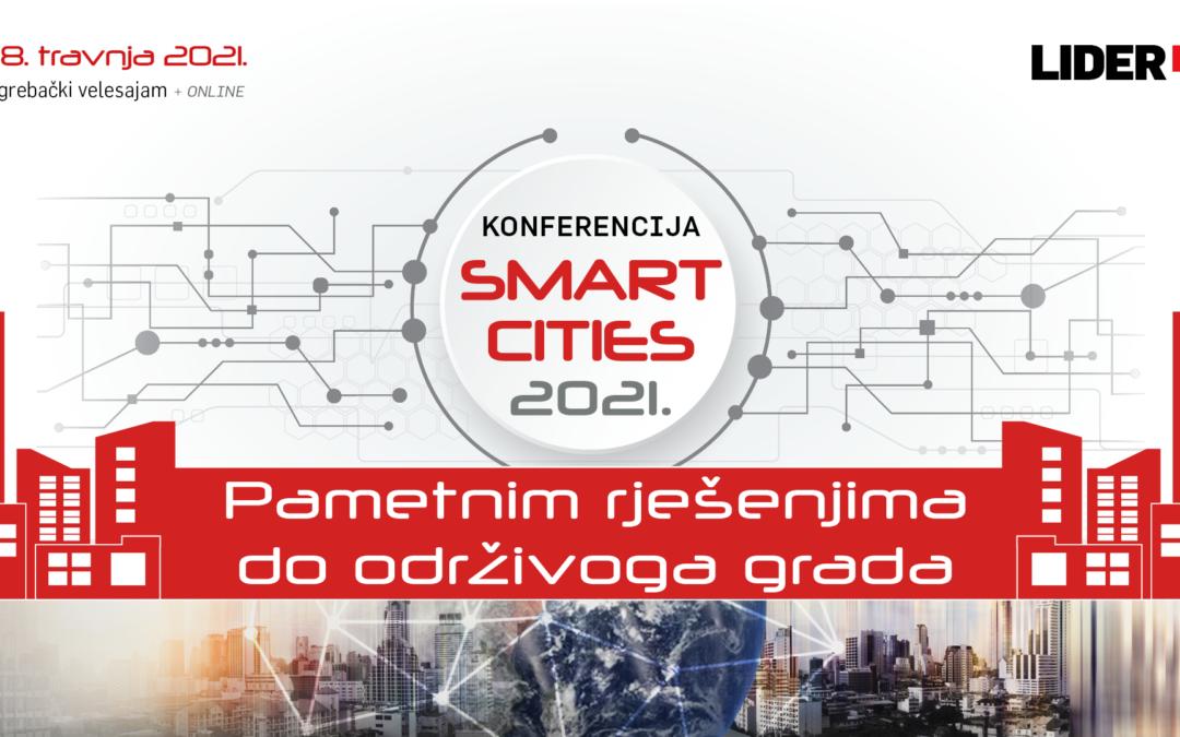 Smart Cities 2021.: Kako spremno dočekati nove prilike za razvoj pametnih gradova