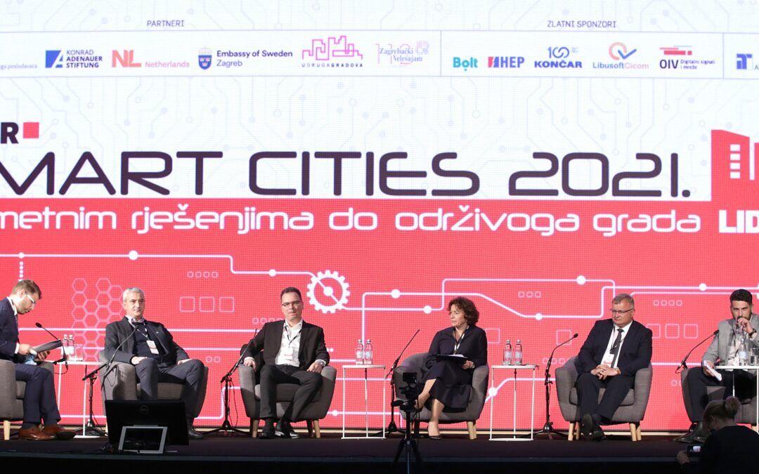 Smart Cities 2021.: Što će hrvatski gradovi financirati sredstvima EU