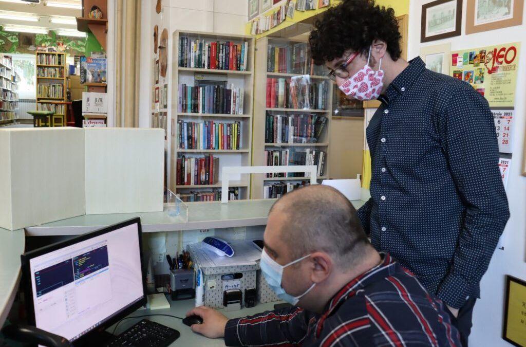 Ludbreg: Gradska knjižnica i čitaonica korisnicima nudi novu uslugu – mobilnu aplikaciju 'mknjižnica'