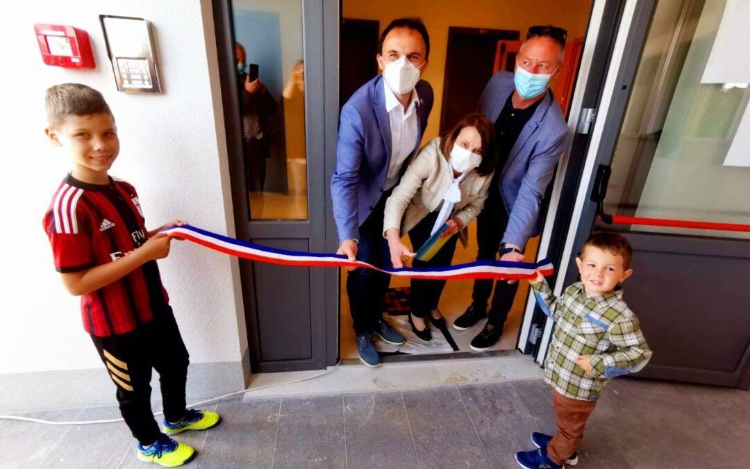 Poreč: Otvoren novi vrtić u Žbandaju, mjesto za još 70 djece