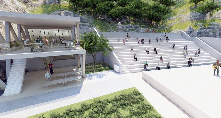 Knin dobiva novu sportsko-rekreacijsku zonu i javnu rasvjetu uz Krku, projekt vrijedan 6,7 milijuna kuna