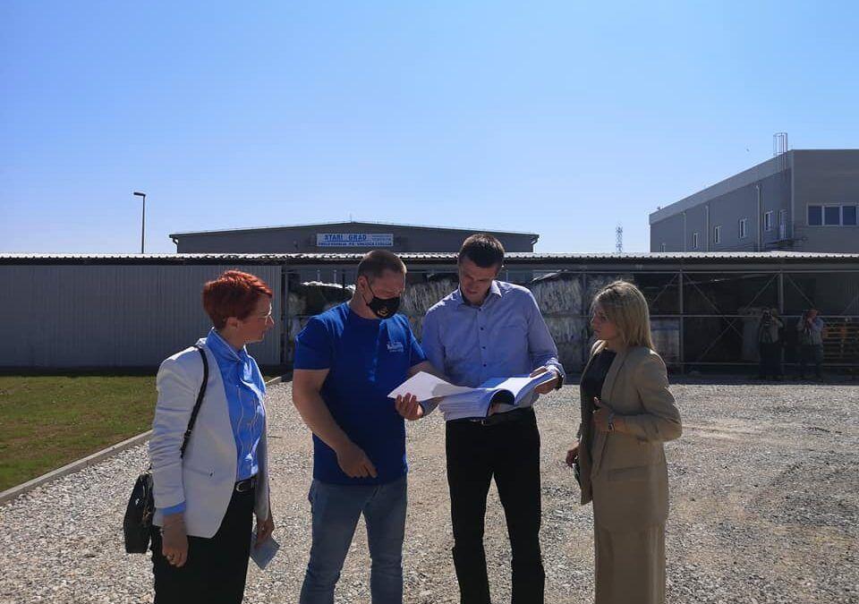 Vukovar: Tvrtka Stari Grad ulaže još 2,5 milijuna kuna i širi pogone