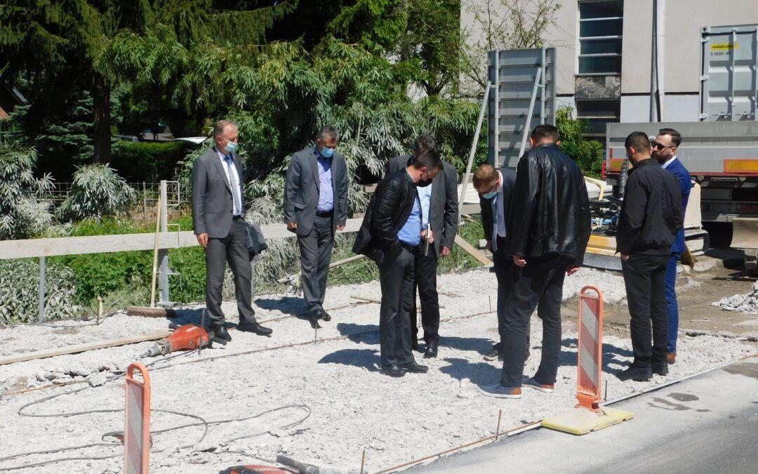Kutina: Krajem svibnja očekuje se završetak sanacije mosta na Kutinici