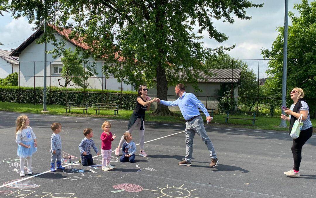 Velika Gorica: Igralište u Bratstvu u novom ruhu