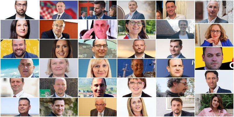 Promjene u trećini gradova – evo tko su nova lica na gradonačelničkoj sceni Hrvatske…