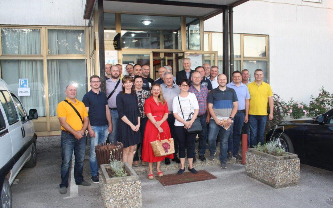 Vrbovec: Obrtnici u prošloj godini uspješni unatoč pandemiji, Grad i Županija pomogli s 1,8 milijuna kuna