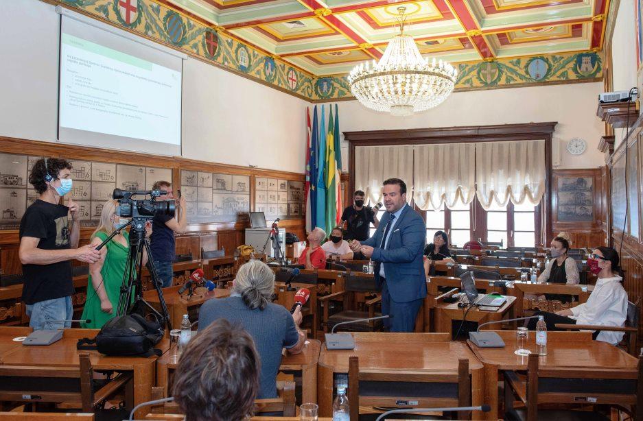 Pula: Odustaje se od velikog projekta rekonstrukcije prostora bivše Mehanike i njegovog pretvaranja u društveni kulturno-edukacijski centar, gradonačelnik objasnio i zašto