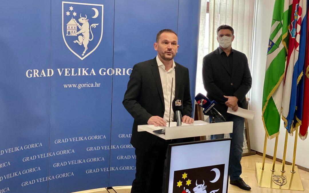 Velika Gorica: Rebalansom će se osigurati dodatna sredstva za sanaciju šteta od potresa, vrtiće, javni prijevoz, asfaltiranje prometnica…