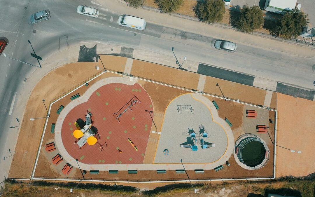 Split: Djeca sa Sirobuje dobila novo igralište, izgrađena i mini arena za nogomet