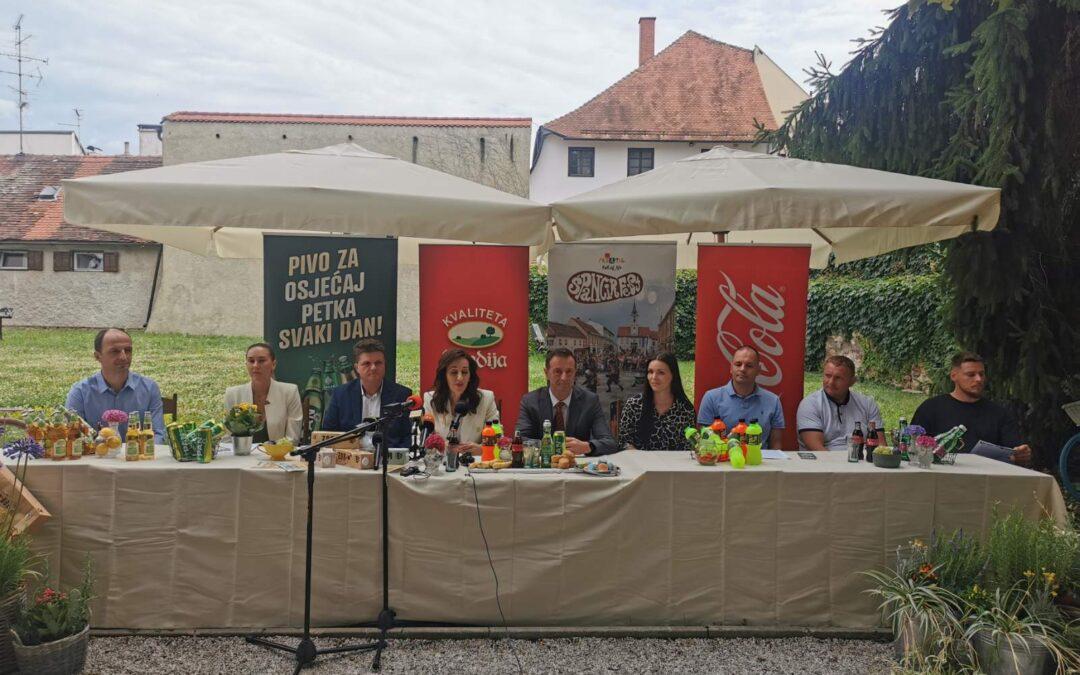 """Varaždin: Predstavljen program ovogodišnjeg Špancirfesta – """"nikad urbaniji i nikad zabavniji"""""""