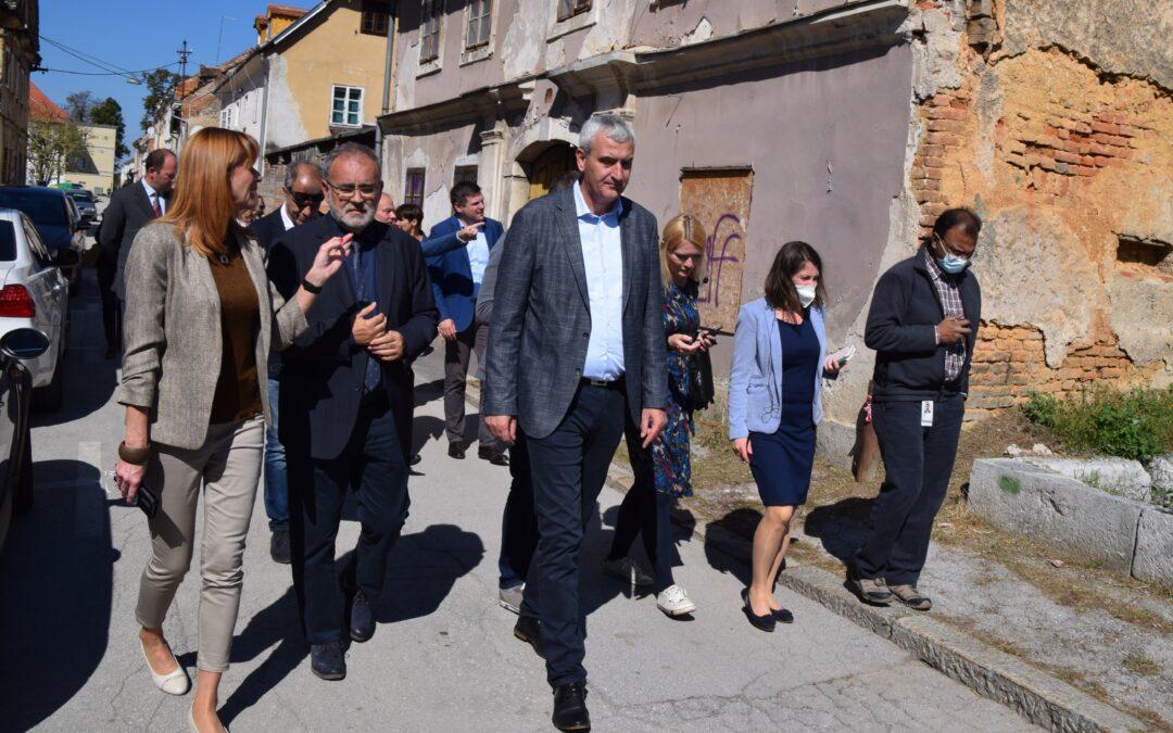 Karlovac: Predstavnicima Svjetske banke predstavljeni aktualni projekti Grada