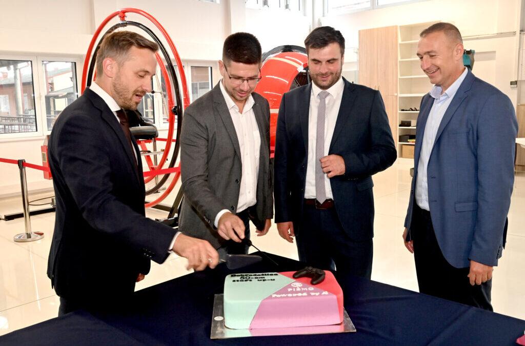 Novska: PISMO je najbrže rastući poduzetnički inkubator – otvoren 50-ti start up!